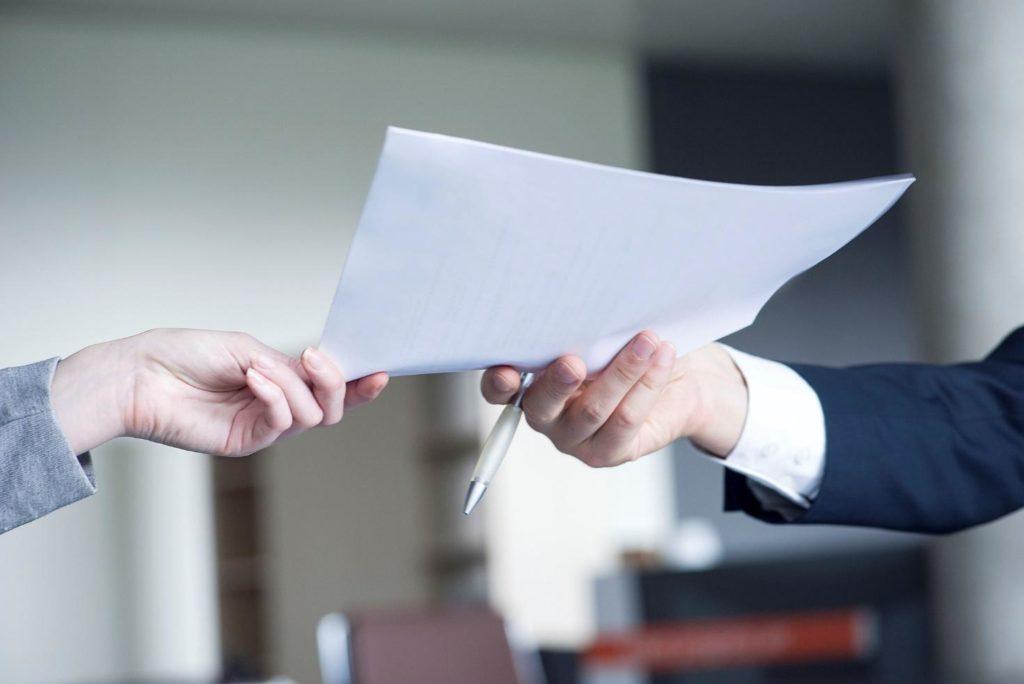 Акт приема-передачи дел при увольнении бухгалтера